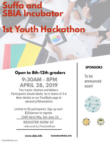 Thumbnail for Suffa & SBIA Incubator: 1st Youth Hackathon