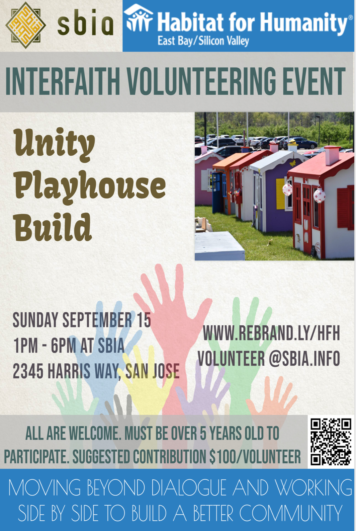 Thumbnail for Unity Playhouse Build with Habitat for Humanity