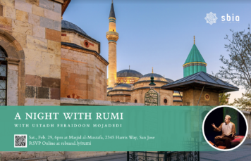 Thumbnail for A Night With Rumi